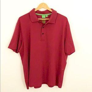 Hugo Boss Cotton Polo T-Shirt